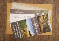 SEGWAY Gutscheine CROSSTOURS AT Mit Broschüre