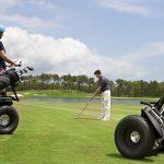 SEGWAY für den Golfplatz