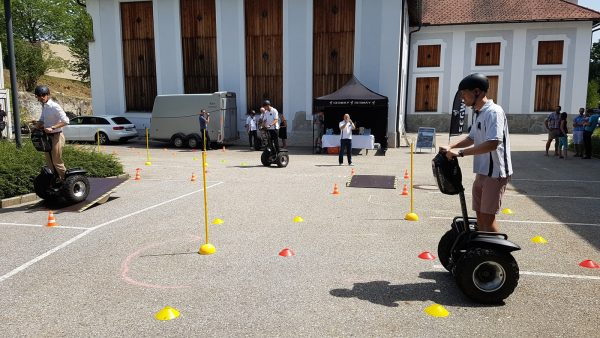 Individuelle SEGWAY PARCOURS