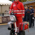 SEGWAY Fahrzeugmodifikation für Rettung Einsatzkräfte des öffentlichen Dienstes