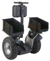 SEGWAY PT x2 konfiguriert mit Schütten für Lager & Logistik