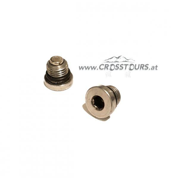 Ölablassschraube Öl Magnet Schraube SEGWAY Getriebe Wartung Service