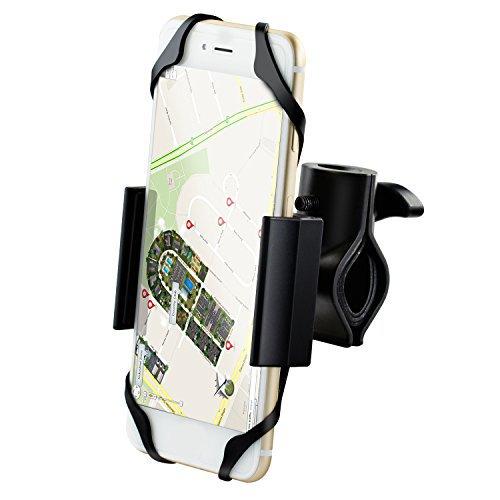 Stabile Universale Smartphone Handy Halterung Metall 01