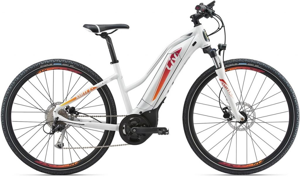 Giant Amiti E+ Rental E Bike Verleih Linz Crosstours
