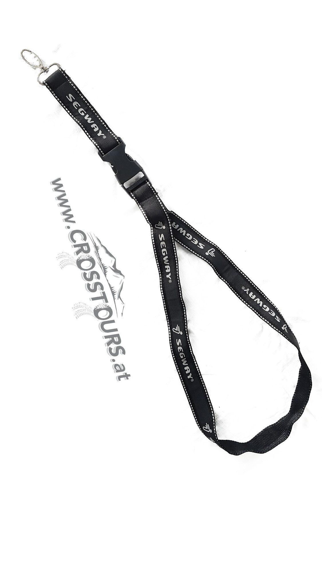 SEGWAY PT Schlüsselband Schlüsselanhänger Tourguide CROSSTOURS AT Geschenk 01