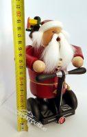 SEGWAY Weihnachtsmann Räuchermännchen Modell Geschenk 04
