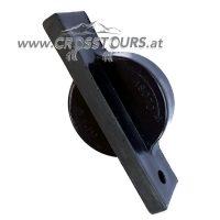 Verstellhilfe SEGWAY PT Schlüssel Werkzeug Lehnstange Schwarz