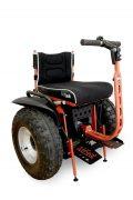 Addseat X2 SEGWAY Rollstuhl Elektrisch Gelände Österreich