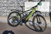 e-bike e-mtb gebraucht giant dirt e+ mit xamaha syncdrive sport 80nm