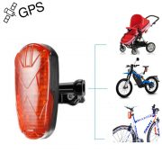TK 906 GPS Tracker Rücklicht Fahrrad E-Bike Motorrad CROSSTOURS AT ohne Bindung